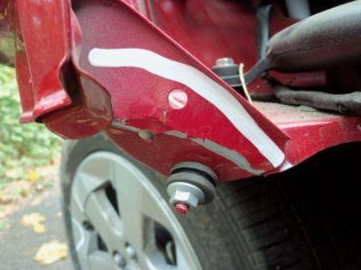 West Hills Collision/Hilltop Collision: Accident Report